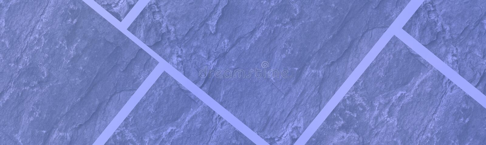 Crop view of stone background. Blue color texture stock images