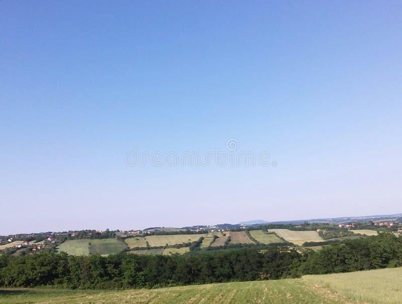 cropland стоковые изображения rf