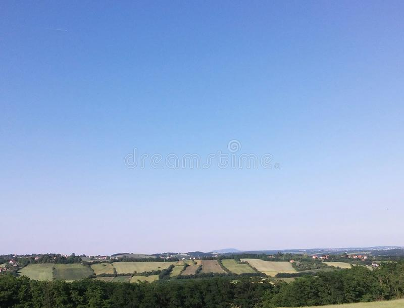 cropland стоковое фото rf