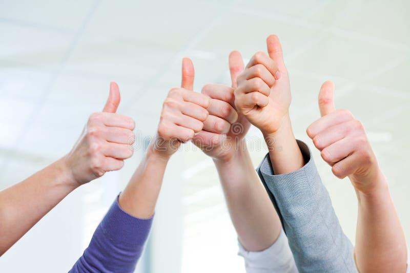 Teamwork and team spirit stock photos