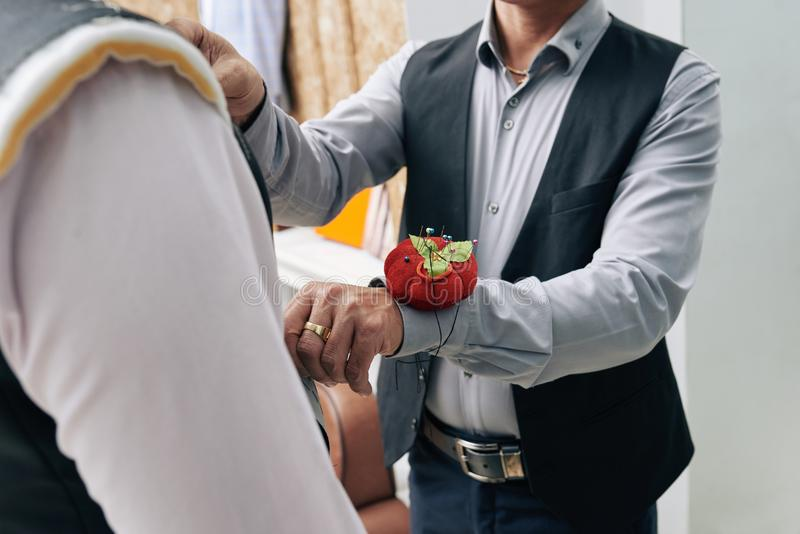 First fitting stock images