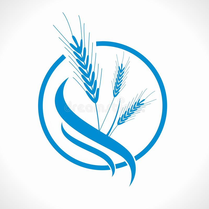 Free Crops Logo (icon) Stock Images - 28080734