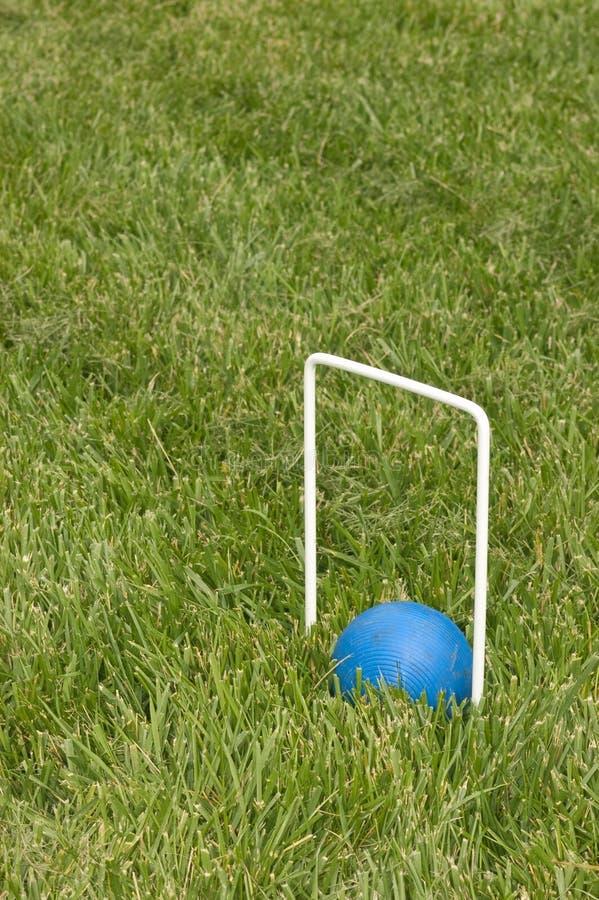 Croquet imagem de stock royalty free