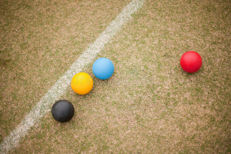 Download Croquet Equipment stock image. Image of pastime, recreation - 21339709