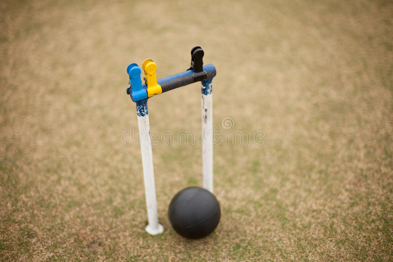 Download Croquet Equipment stock photo. Image of clips, tournament - 21339790