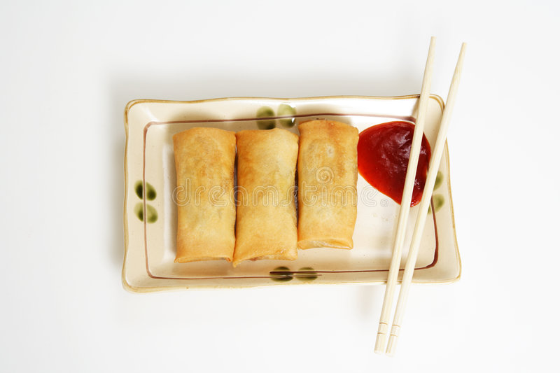 Croquettes chinoises photos stock