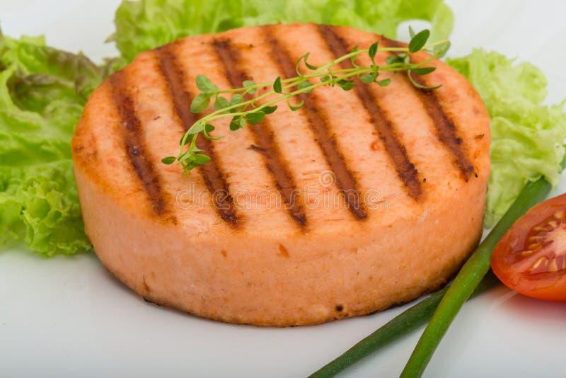 Download Croquettes de poisson image stock. Image du casse, croûte - 45358657
