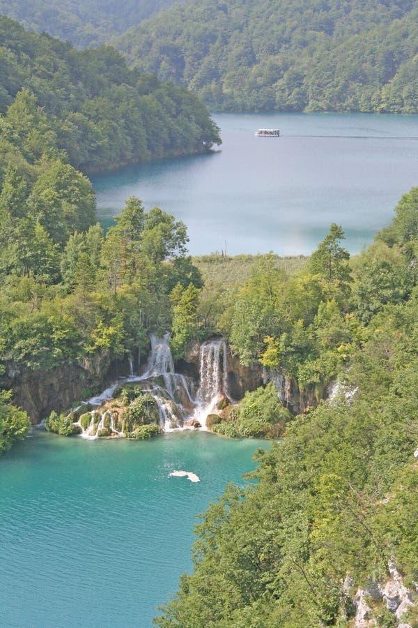 Croroatia-Plitvice royalty-vrije stock foto's