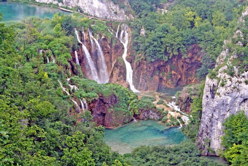 Croroatia-Plitvice fotografia royalty free