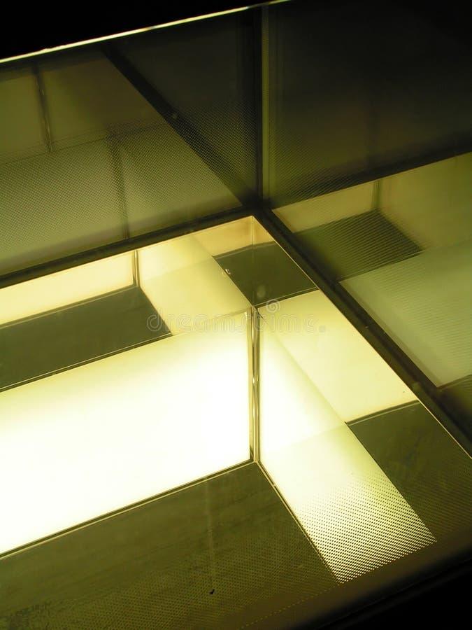 Cross światło Obraz Stock