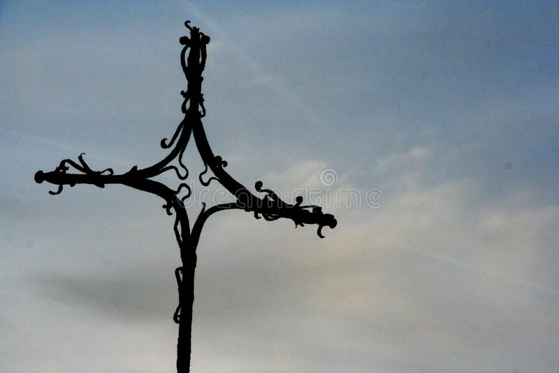 Cross Free Stock Images