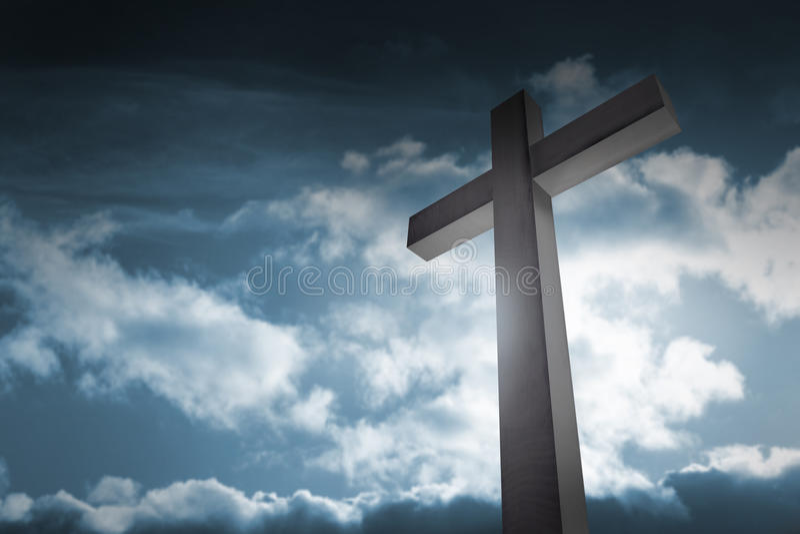 Download Cross stock illustration. Illustration of christ, christian - 16245454