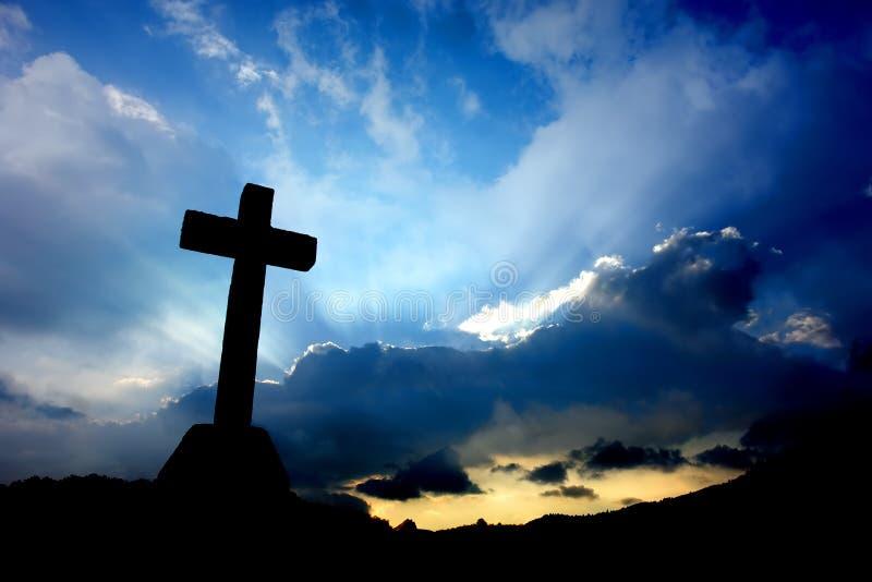 Download Cross stock photo. Image of jesus, catholic, pray, icon - 1698514