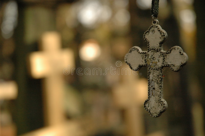 Download Cross stock image. Image of mountain, cemetery, orthodox - 1712203