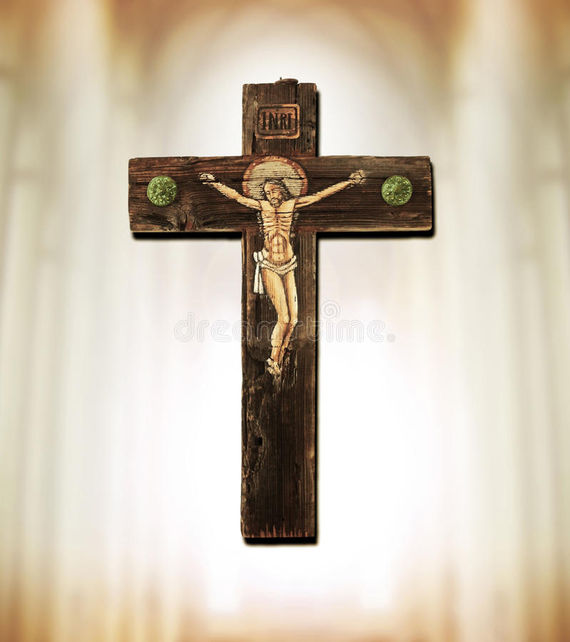 The Cross Royalty Free Stock Image