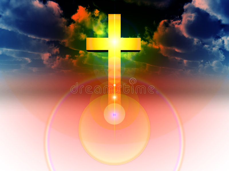 The Cross 29 stock illustration