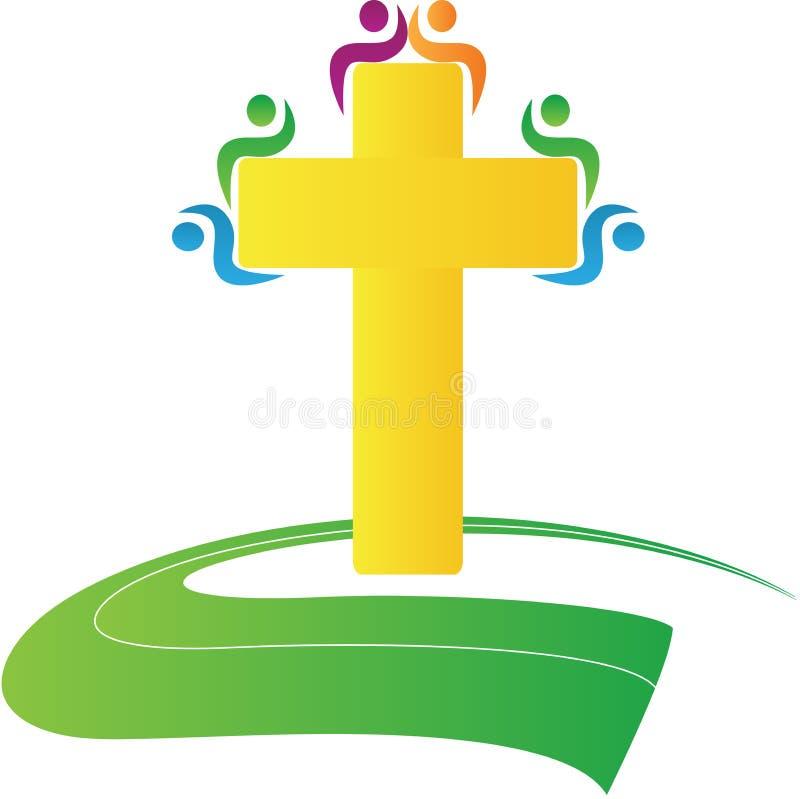 Cross vector illustration