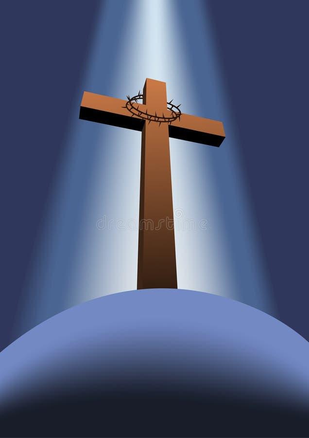 Download Cross stock vector. Image of reflex, believe, faith, easter - 29543092