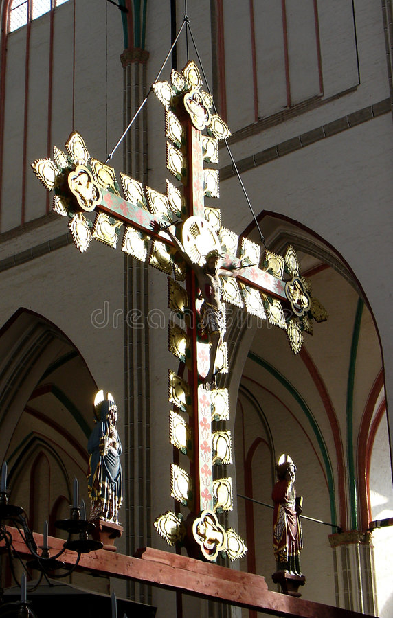 Cross royalty free stock images