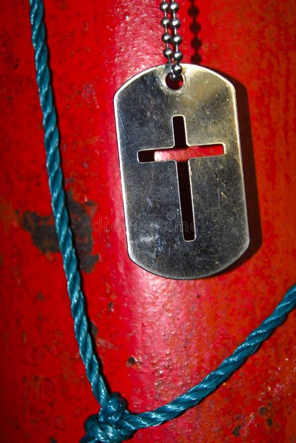 Download Cross stock photo. Image of yarn, rope, religion, shiny - 4557694