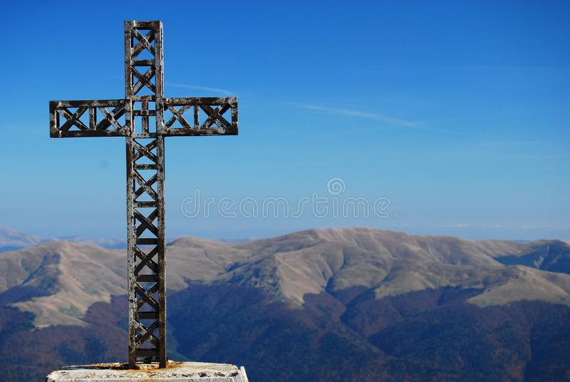 Cross stock photography