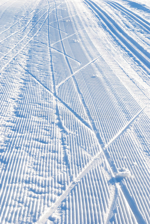 Download Cross country ski trail stock image. Image of germany - 20299893