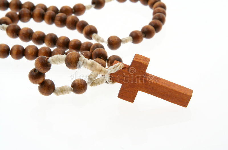 cross drewna fotografia stock