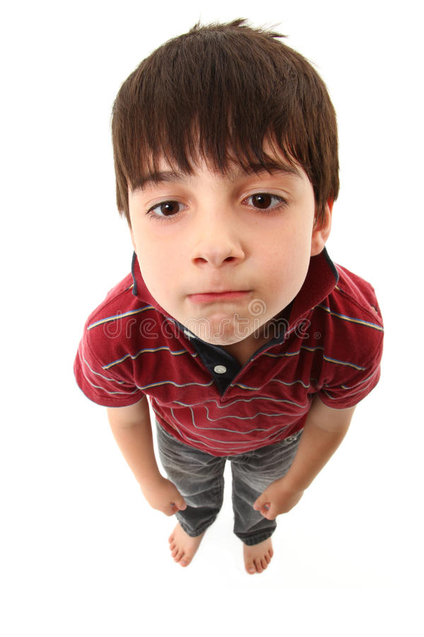 Download Cross Eyed Boy stock photo. Image of person, eyes, children - 14858822