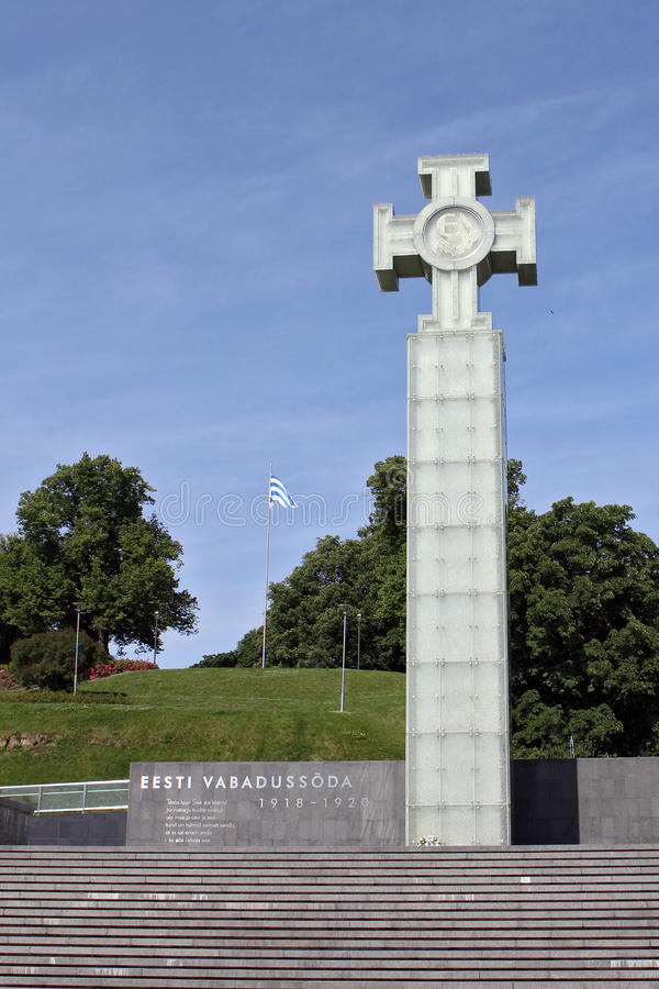 Download Cross of Freedom stock image. Image of symbol, monument - 26857319