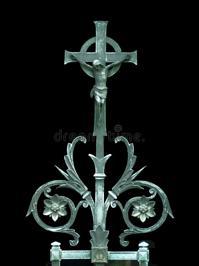 cross ornament boga fotografia royalty free