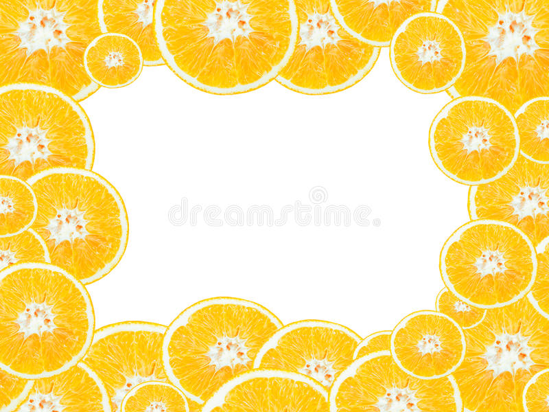 Download Cross section of oranges stock image. Image of food, lifestyle - 30199631