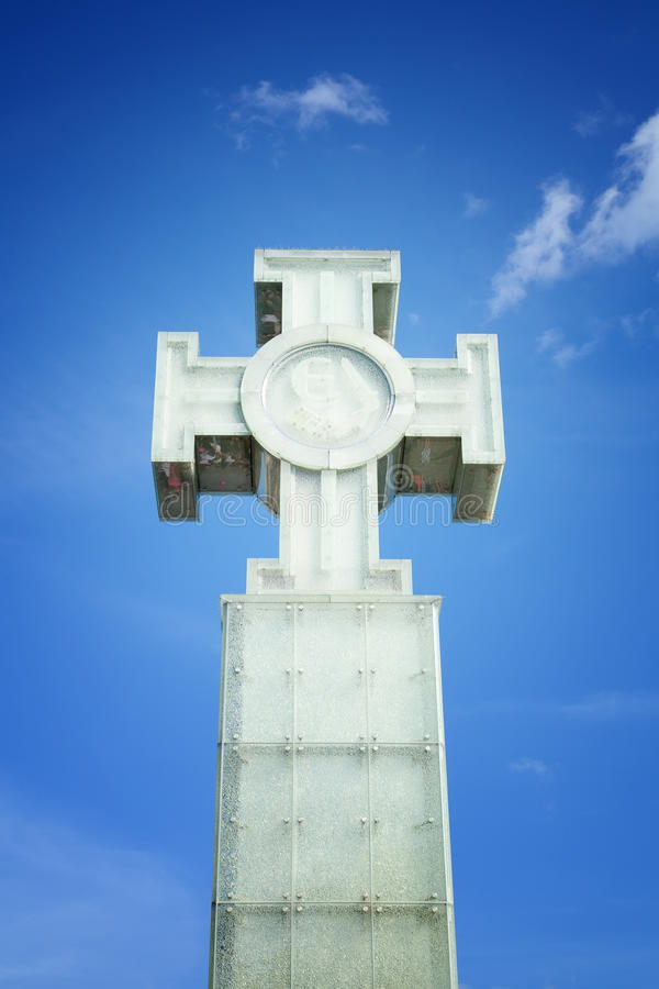 Download Cross in the sky stock image. Image of photo, religion - 22376409