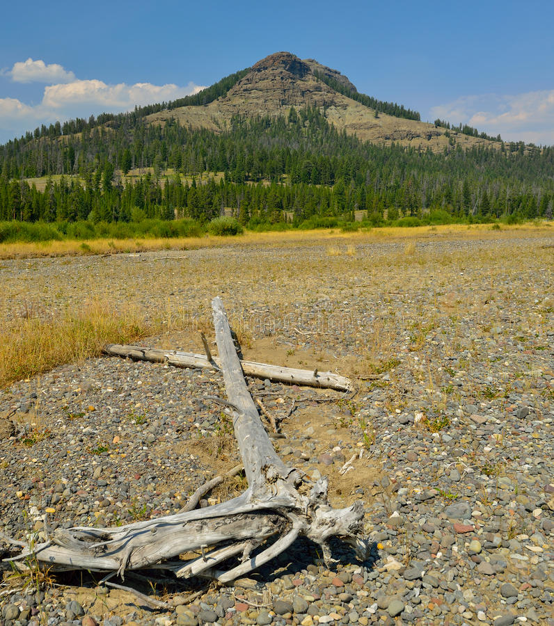 Download Cross to the mountain stock photo. Image of pebbles, fallen - 37762878