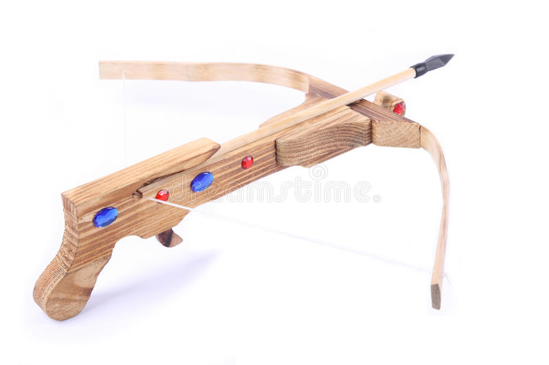Download Crossbow toy stock image. Image of weapon, bolt, isolated - 13112917