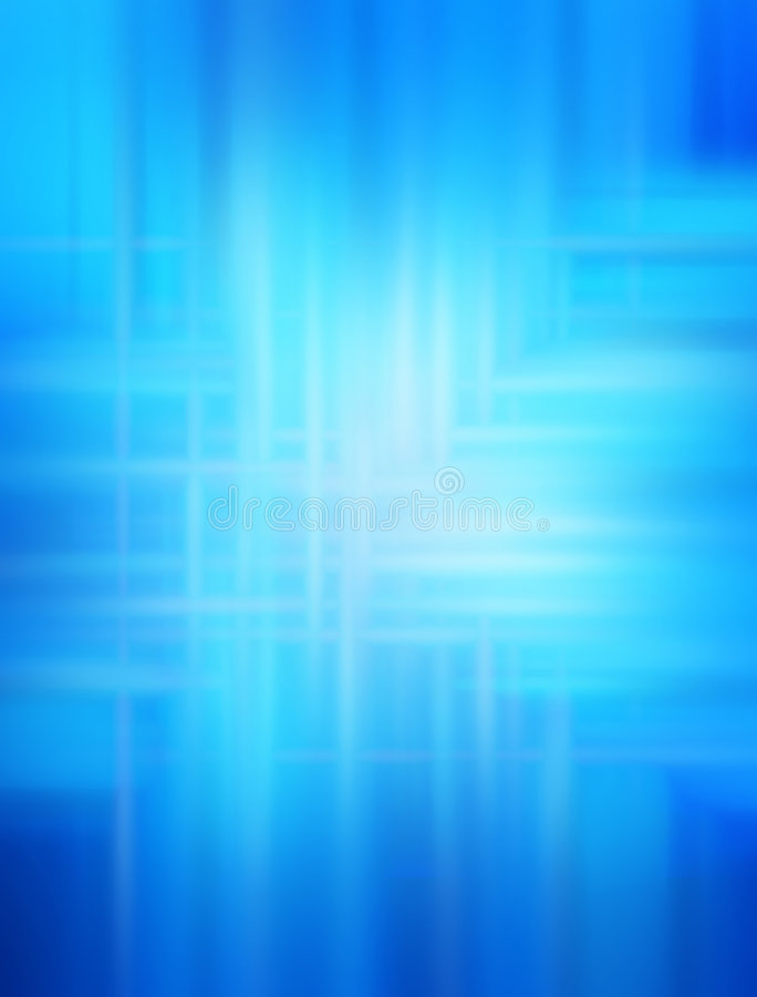 Crossed Blue Abstract Background royalty free stock images