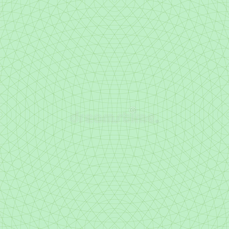Free Crossed Concentric Circles. Seamless Vector Background. Stock Photos - 69346703