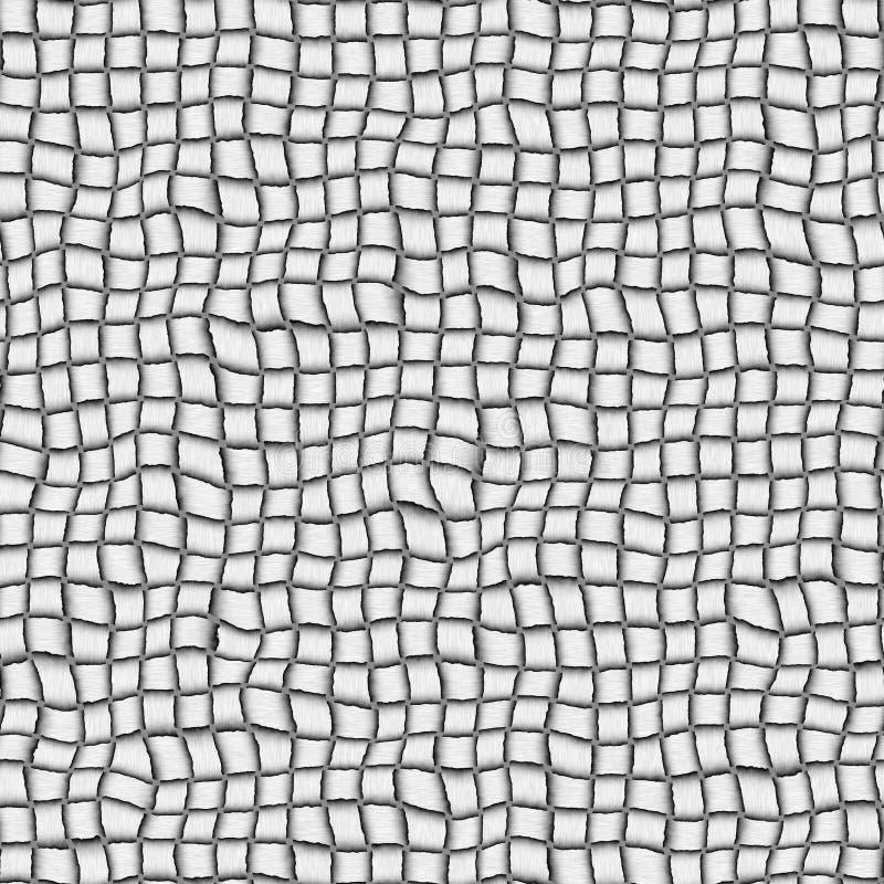 Download Crossed distorted texture stock illustration. Illustration of design - 14925078