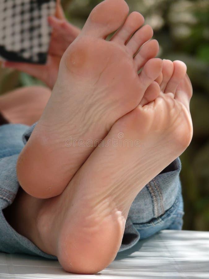 Crossed Feet, So Free Public Domain Cc0 Image