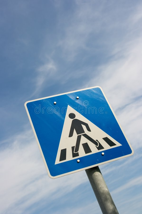 Crossing Royalty Free Stock Photo