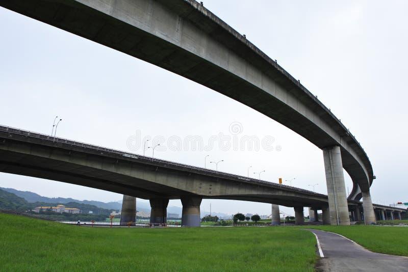 Download Crossing highway overhead stock image. Image of drive - 21011809