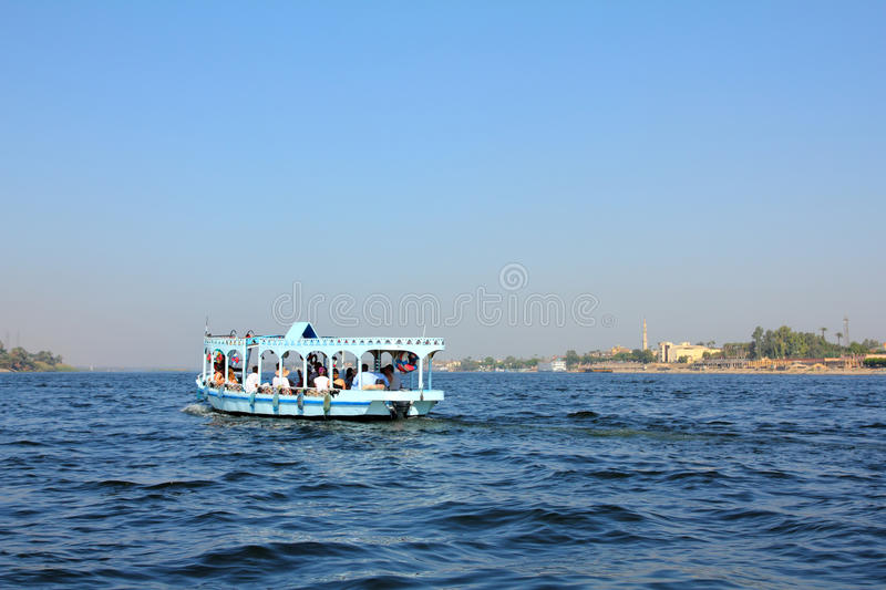 Download Crossing Of The Nile In Egypt Stock Photo - Image of africa, tourist: 19042686