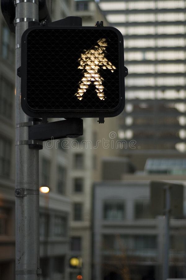 Crossing Sign royalty free stock photos
