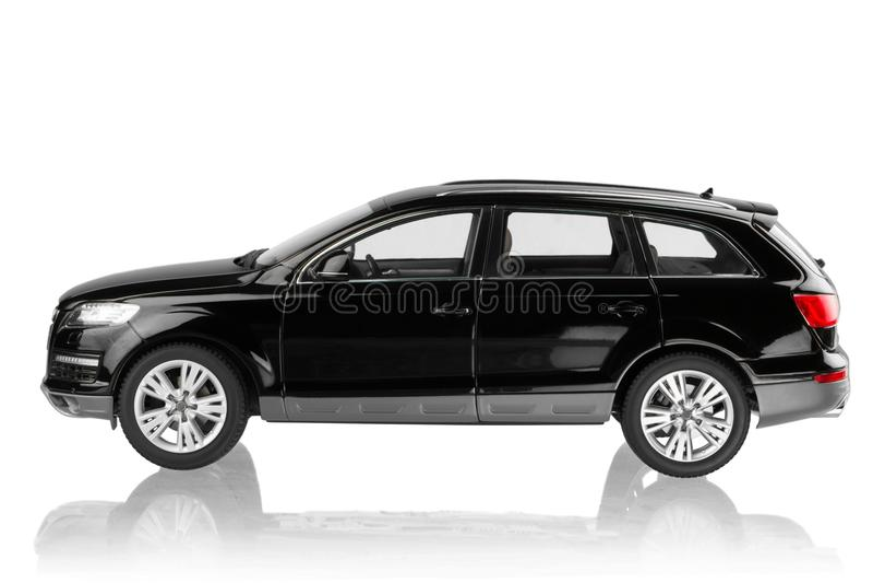 Crossover SUV. Car crossover suv crossover suv automobile transportation model car royalty free stock photography