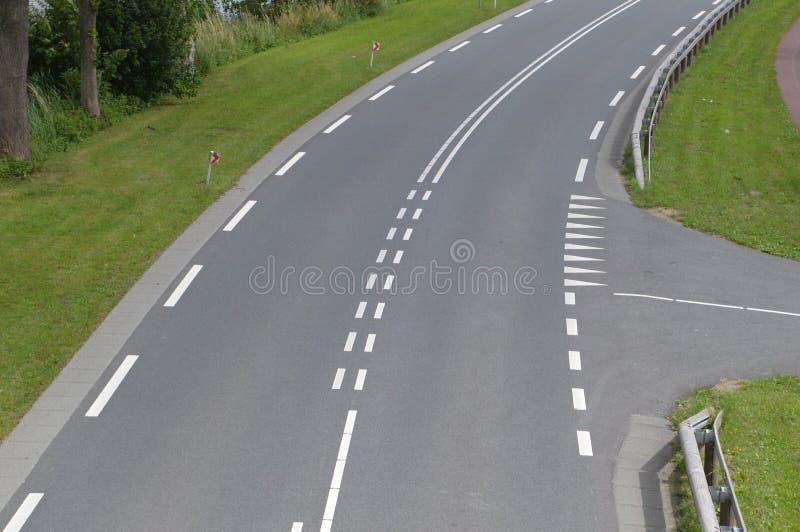 crossroad immagini stock