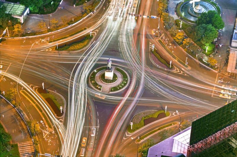 crossroads fotografia stock libera da diritti