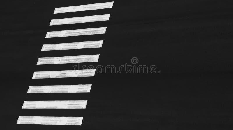 crosswalk image libre de droits