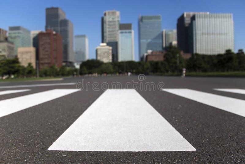 crosswalk fotografía de archivo