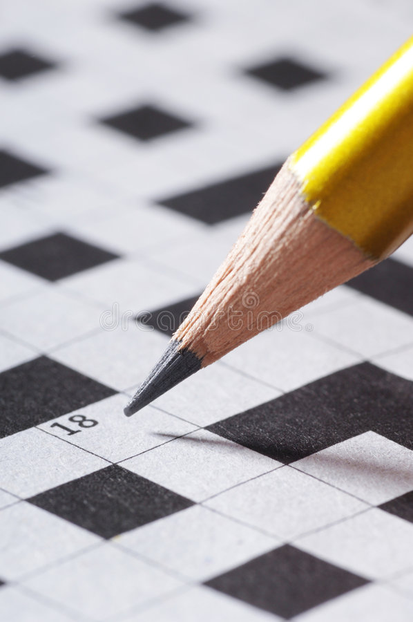 Download Crossword Puzzle Stock Photography - Image: 2301392