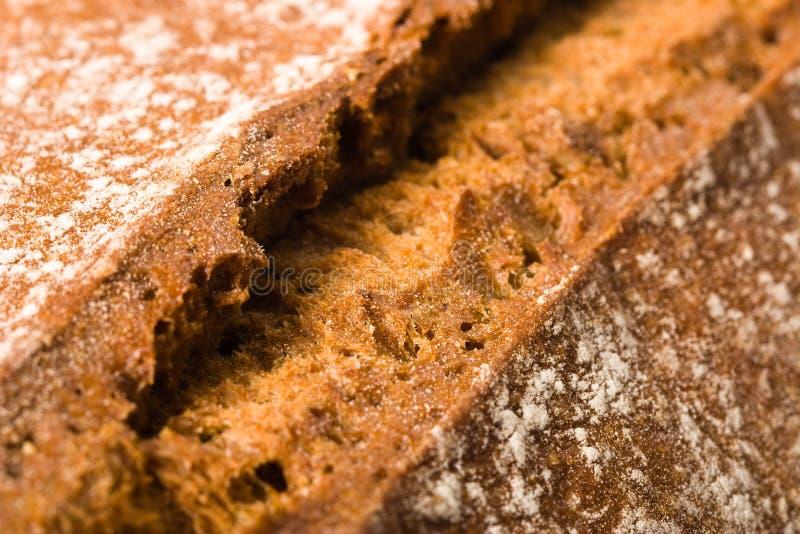 Crosta del pane immagine stock