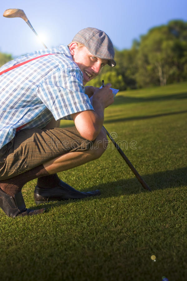 Download Crouching Tiger Hidden Score Card Stock Photo - Image: 18528158
